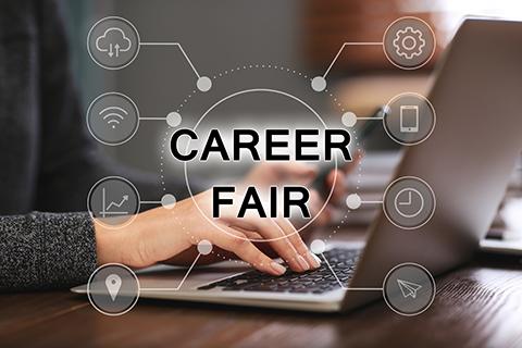 Virtual Career Fair Prep