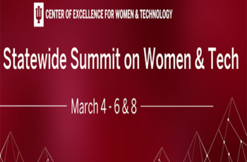 2021 Summit on Women & Tech: Empower. Engage. Educate