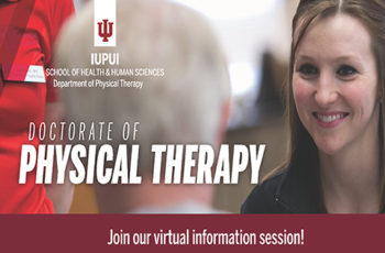 IUPUI Physical Therapy Program Information Session
