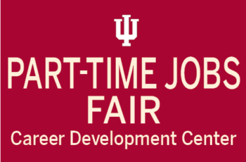 IU Career Development Center - Fall Part-time Jobs Fair (Virtual)