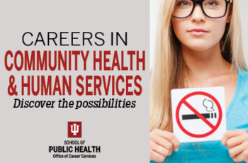 SPH Careers in Community Health & Human Services