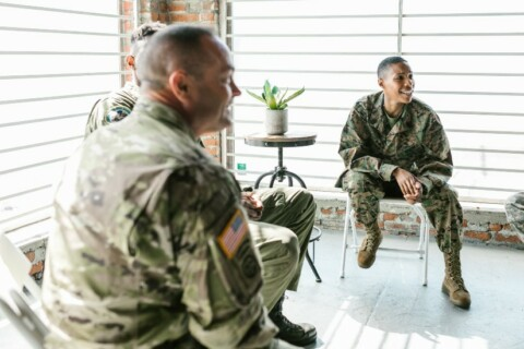 Navigating Professional Development When Transitioning from Military to Civilian Life thumbnail image