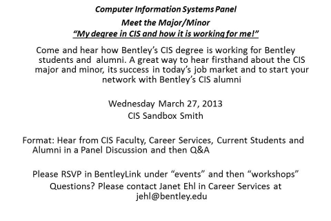 CIS panel March 27 2012 Flyer