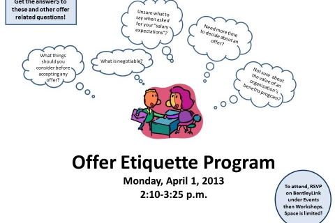 offer etiquette flyer April 2013 ce