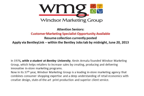 Windsor Marketing Group