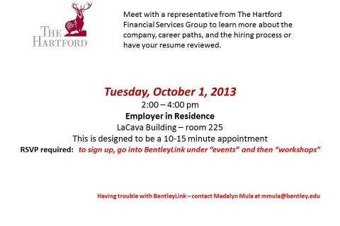 Hartford Financial Services EIR