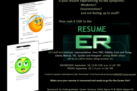 Resume ER