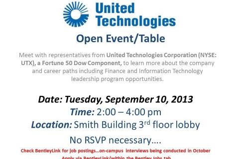 UTC – Open Event Table UPDATEDpptx