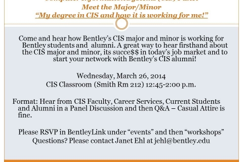 CIS panel March 26 2014 Flyer