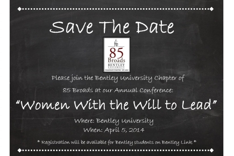 Save the Date Conference