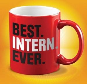 Best.Intern.Ever.