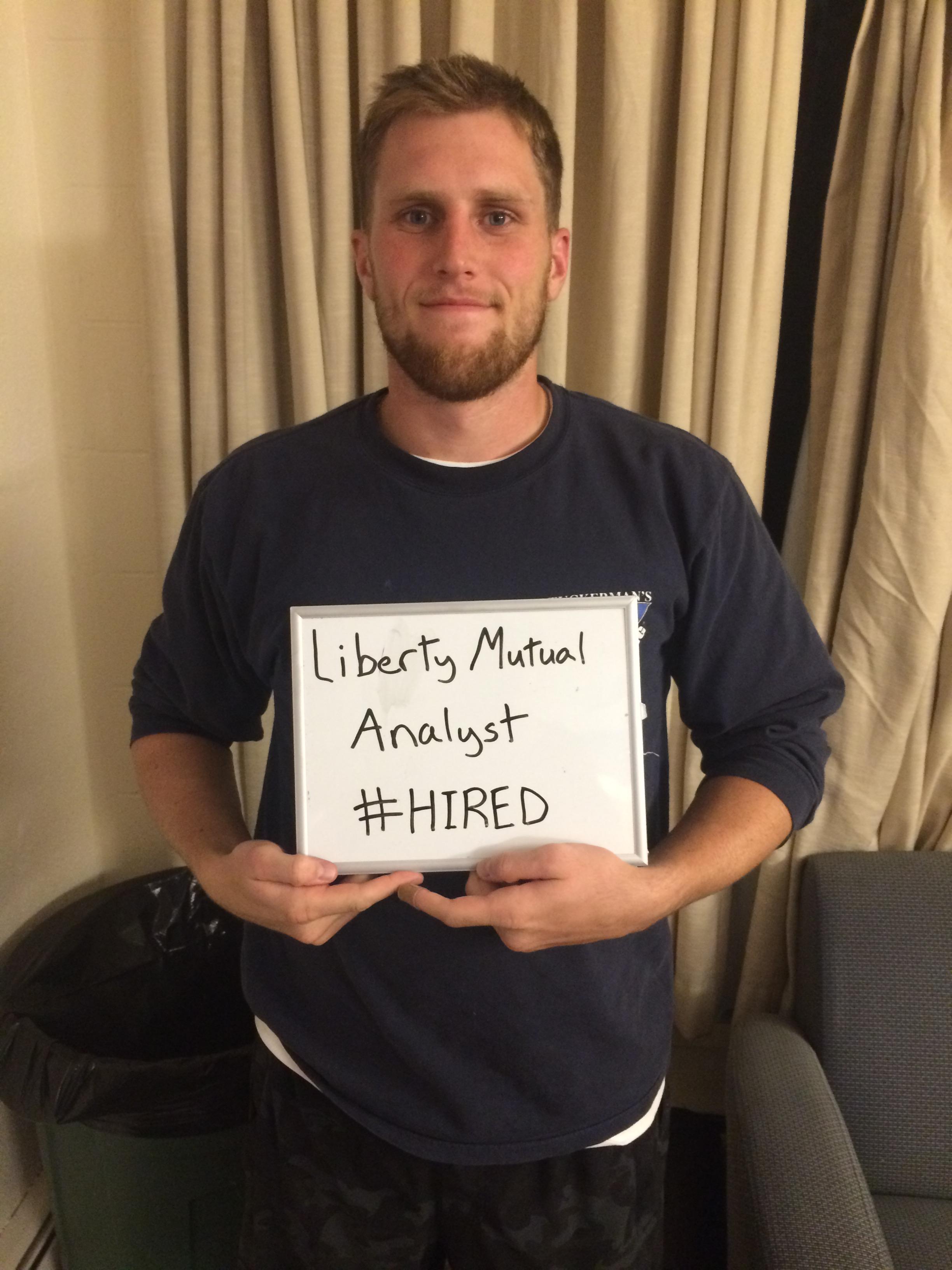 Nick.Liberty Mutual Analyst. Nick Wells