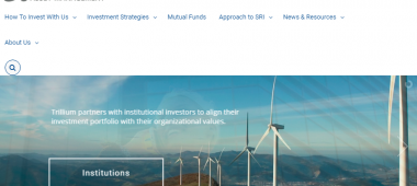 Trillium Asset Management Corporation
