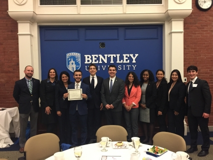 Travelers and Bentley's Association of Latino Professionals for America April 20 2017