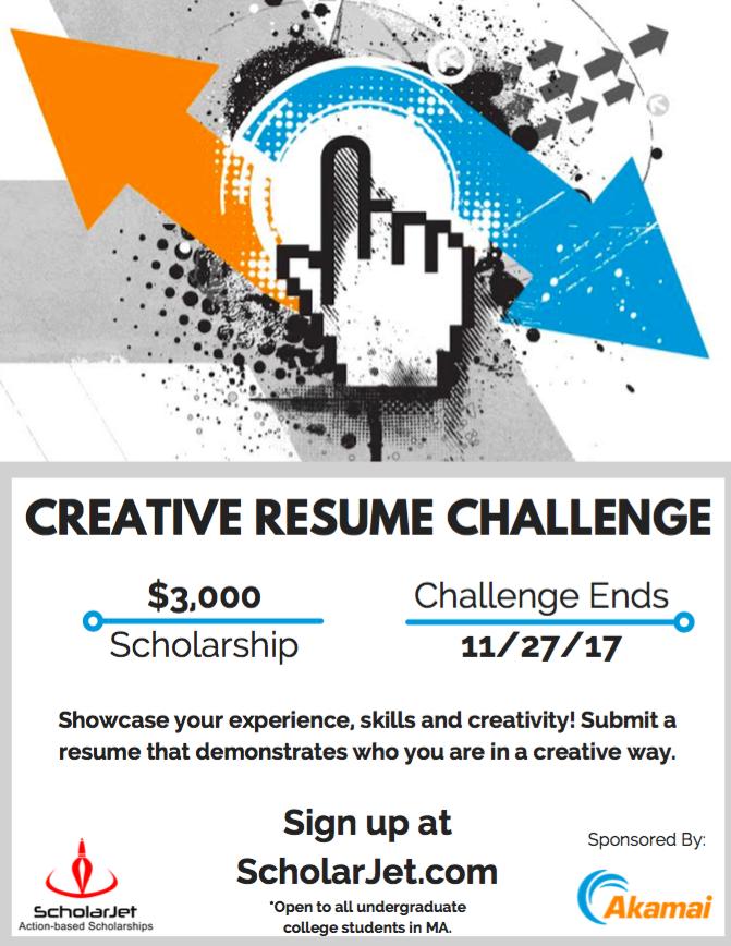 akamai creative resume challenge bentley careeredge