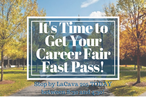 It's Time to Get Your Career Fair Fast Pass!-2
