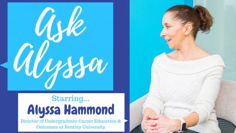 Ask Alyssa Intro Slide 2