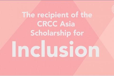 crcc asia scholarship