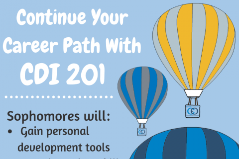 Continue Your Career Path With CDI 201