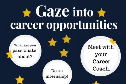 Gaze into career opportunities (2)