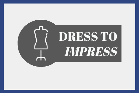 dress to impress infographic Cover Pictures