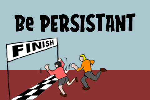 be persistent cover