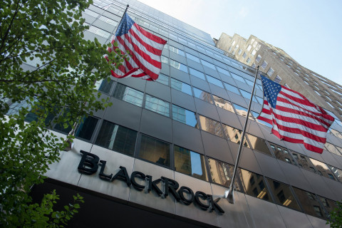 BlackRock Inc. Headquarters Ahead of Earnings