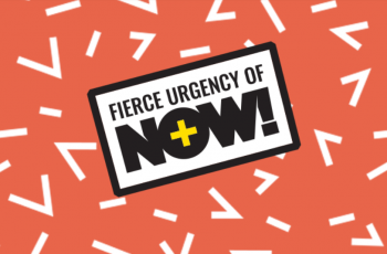 Fierce Urgency of Now - Virtual 5 Day Festival