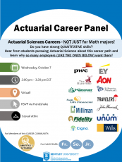 UCD: Actuarial Majors Event