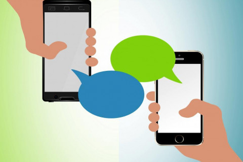 text-messaging-concept