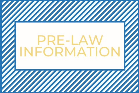 All About Pre-Law School: Infographic