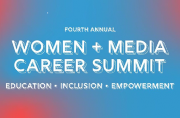 4th Annual Women + Media Career Summit