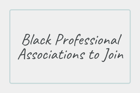 Black Professional Associations to Join