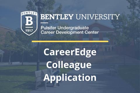CareerEdge Colleague Application