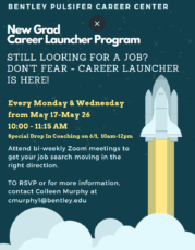 New Grad Career Launcher Program!