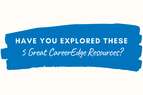 CareerEdge Resources Blog Cover