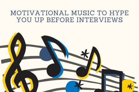 Motivational Music Blog Cover