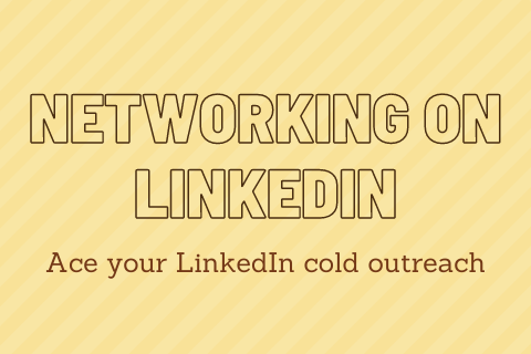 Networking on LinkedIn Blog Cover