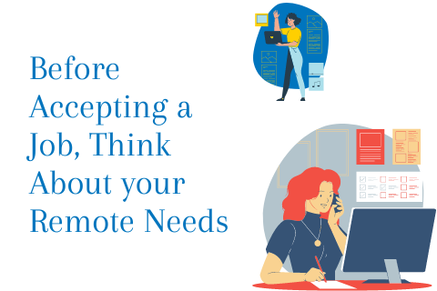 Think About Your Remote Needs Blog Cover