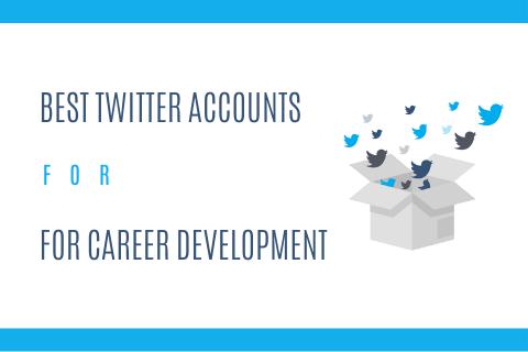 Twitter Accounts for Career Development Blog