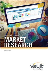 Vault Career Guide to Market Research