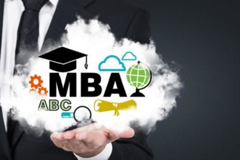 mba in hand
