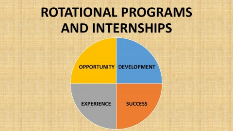 MBA Rotational Programs and Internships
