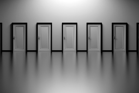 black-and-white-doors-opportunity