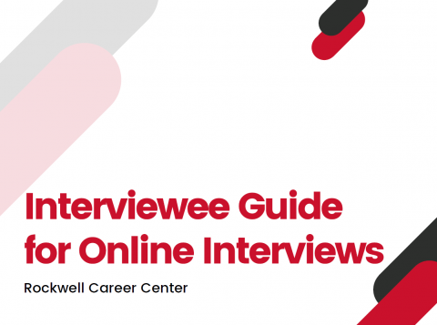 Virtual Interview Guide