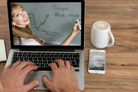 online learning finance