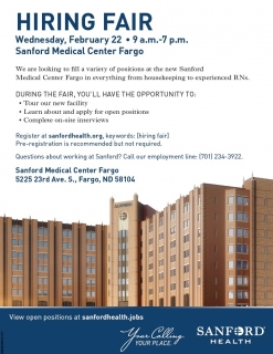 Sanford Hiring Fair