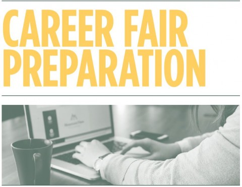 Career Fair Preparation