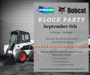DOOSAN Bobcat NDSU Block Party thumbnail image