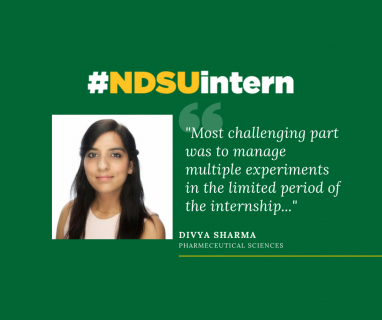 Divya #NDSUintern Spotlight (1)